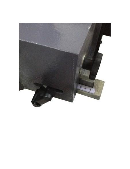 Déplacement micrométrique du carter