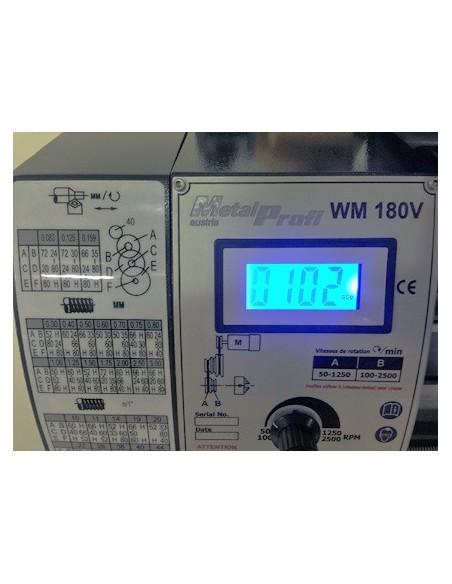 Mandrin WM180V