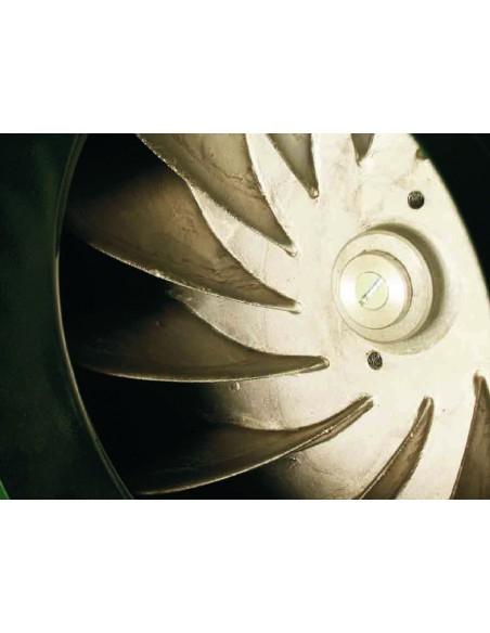 Pale de la turbine G2000 HolzProfi