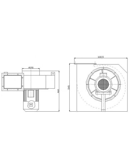 Schéma G3000 HolzProfi