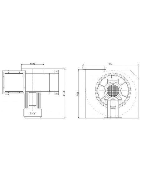 Schéma G4000 HolzProfi