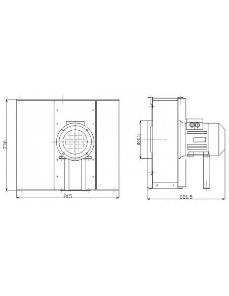 Schéma G10000 HolzProfi