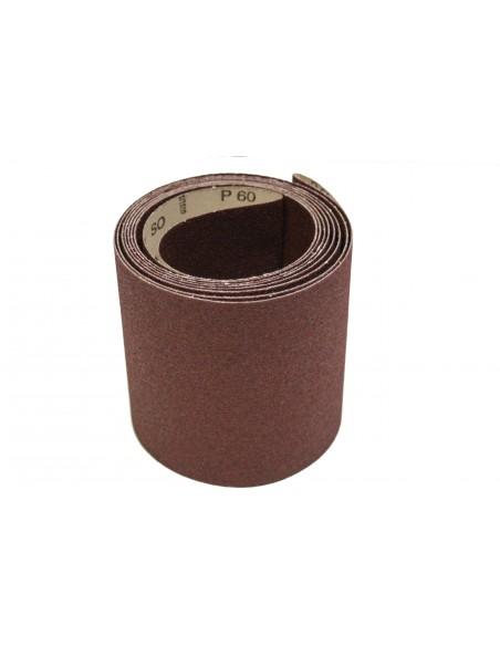 Abrasifs pour ponceuse à longue bande grain 60