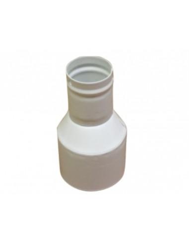 Manchon de réduction AB-R80A/100I en tôle expoxy