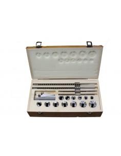 Kit de broches pour usinage de clavettes