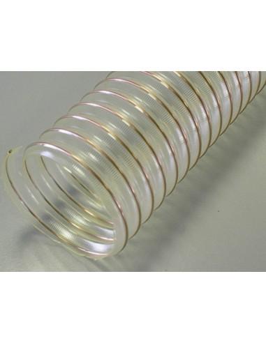 Tuyaux flexibles industriels à spire cuivre diamètre 120mm