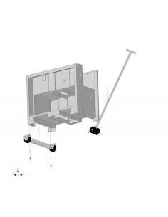 Kit de déplacement DG410TS-FE