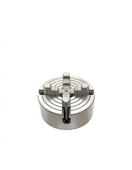 Mandrins 4 mors indépendants Ø125mm