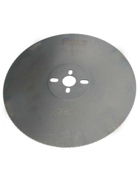 Fraise de scie Ø315mm pour inox