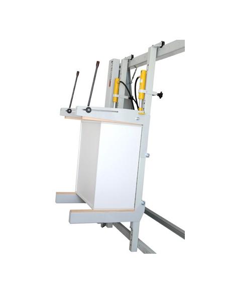 Dispositif pour serrage de caisson