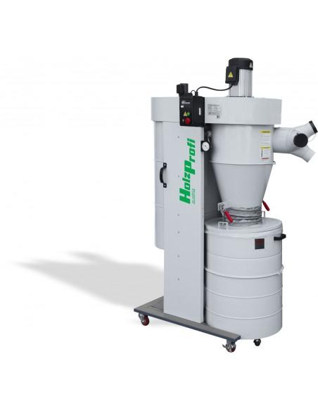 Groupe d'aspiration double filtration R160TE monophasé