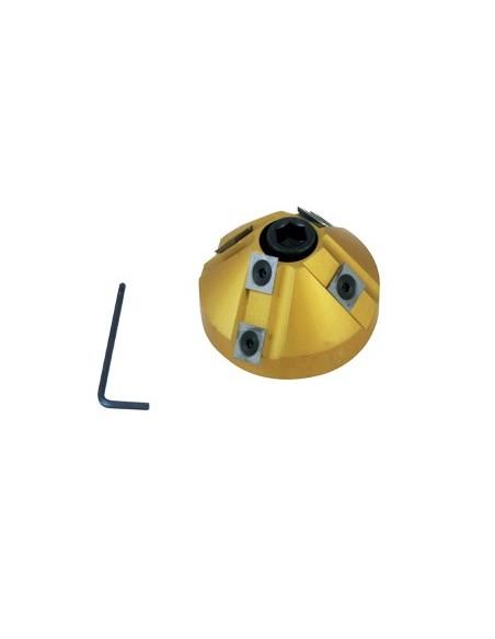 Porte outils à coupe d'onglet Ø27