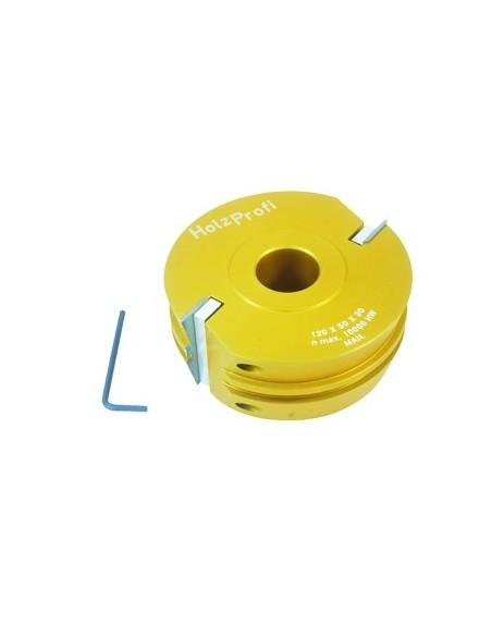 Porte outils bouvetage auto-serrant Alésage 30