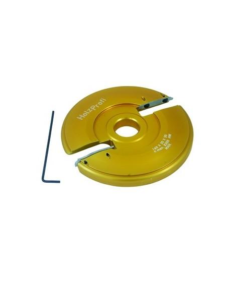 Portes outils plate bande Ø180mm travail inférieur