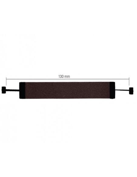 Abrasif pour scie à chantourner 6mm, fixation plat