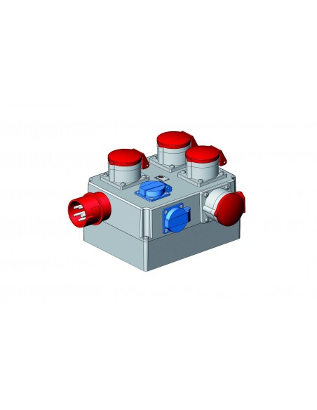 Déclencheur automatique triphasé / monophasé