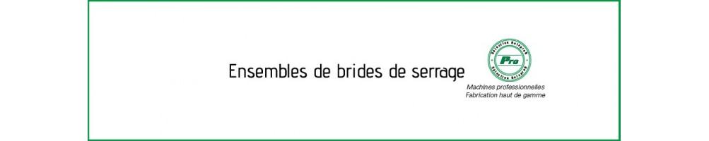 Ensembles de brides de serrage