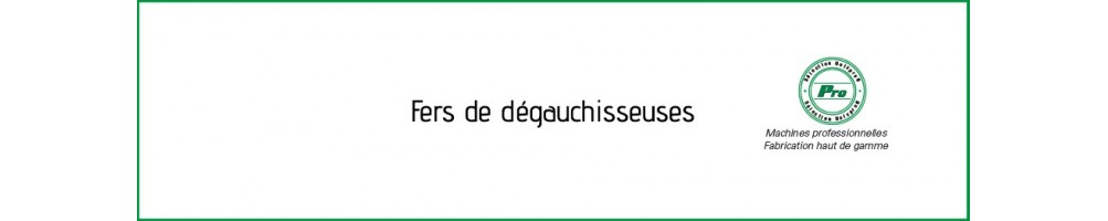 Fers de dégauchisseuses Holzprofi France