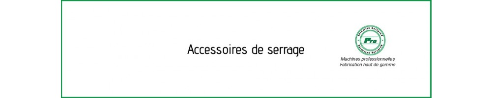 Accessoires de serrage - Etau serrage menuiserie