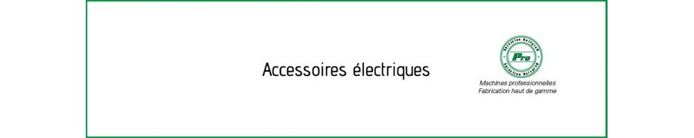 Accessoires électriques atelier menuiserie prises électriques
