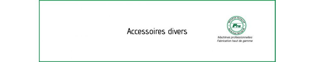 Accessoires divers machines bois outillages menuiserie ébénisterie